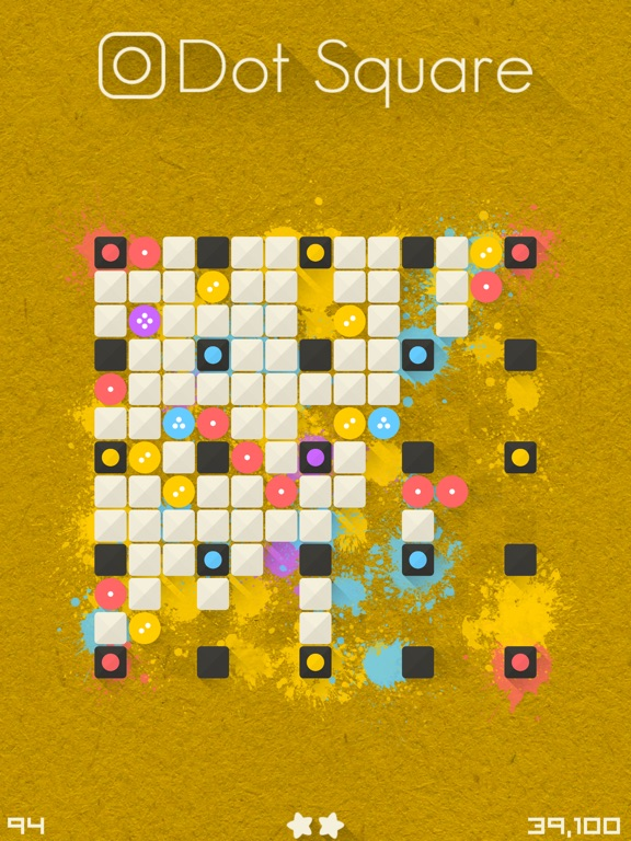 Screenshot #5 for Dot Square