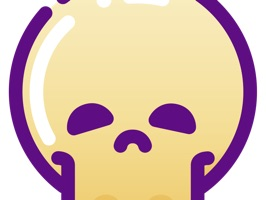 2016 Halloween stickers for imessage