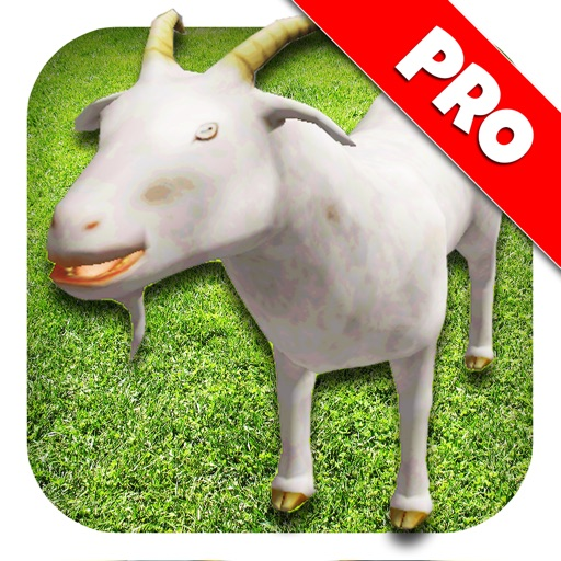A 3D Goat Escape - Crazy Rampage Game Edition - Pro