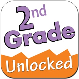 2nd Grade Unlocked - Reading, Writing, Math