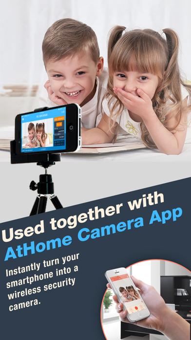 AtHome Video Streamer - IP Camera for home security App