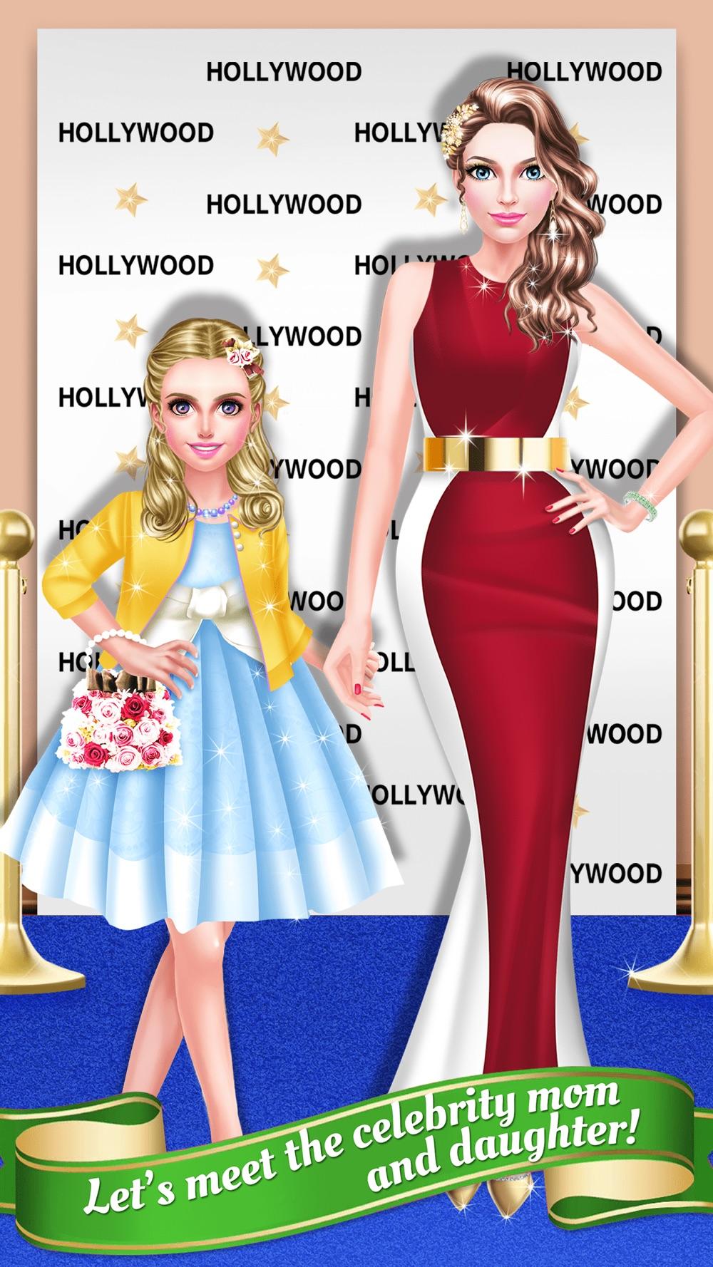 Hollywood Stars Salon – Mom & Daughter Family Spa