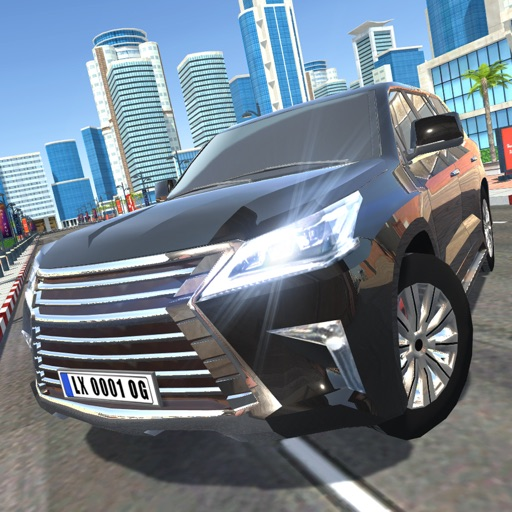 Offroad Car LX