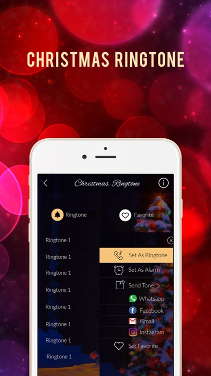 Christmas Ringtones 2017 -18