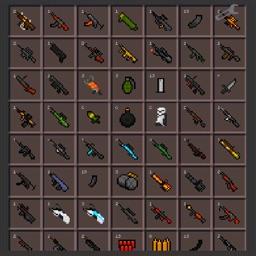 Guns Mod - Weapons