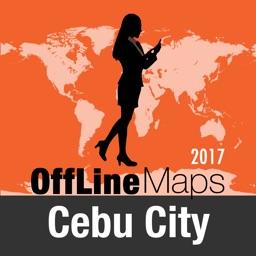 Cebu City Offline Map and Travel Trip Guide