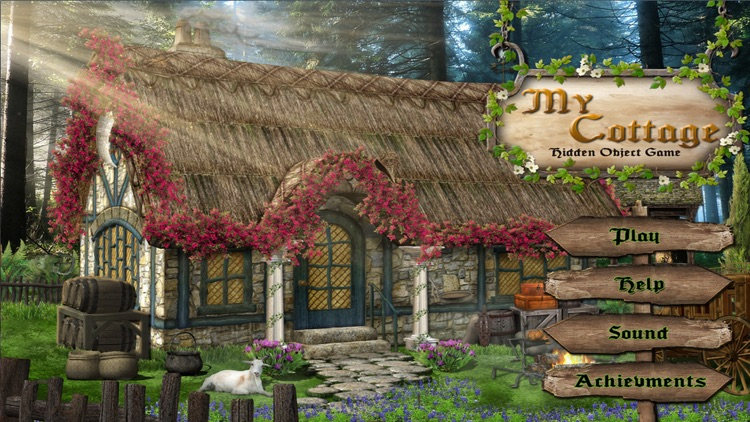 My Cottage Hidden Object Game