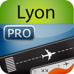 Lyon Airport Pro (LYS) + Flight Tracker