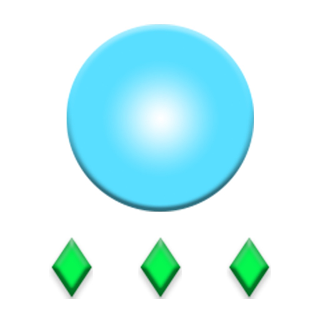 Bouncing Blue Ball