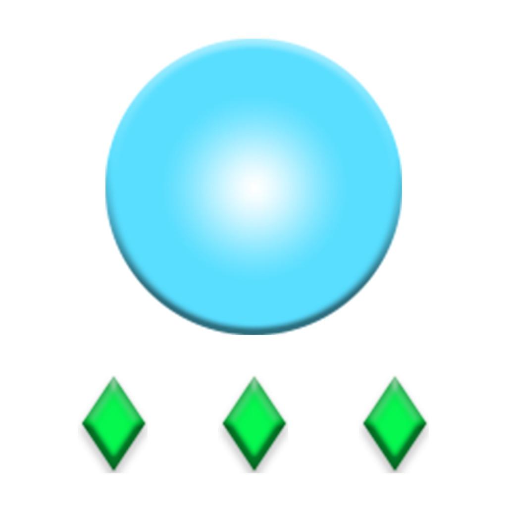 Bouncing Blue Ball