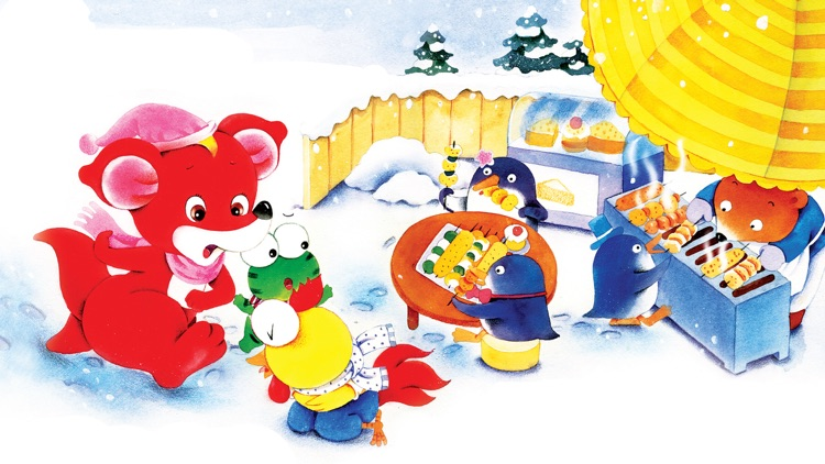 快乐红袋鼠 screenshot-4