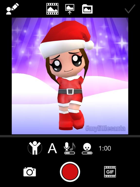 Screenshot #1 for My Little Santa Lite