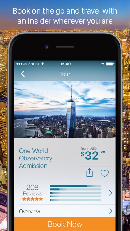 Viator Tours & Activities screenshot-3