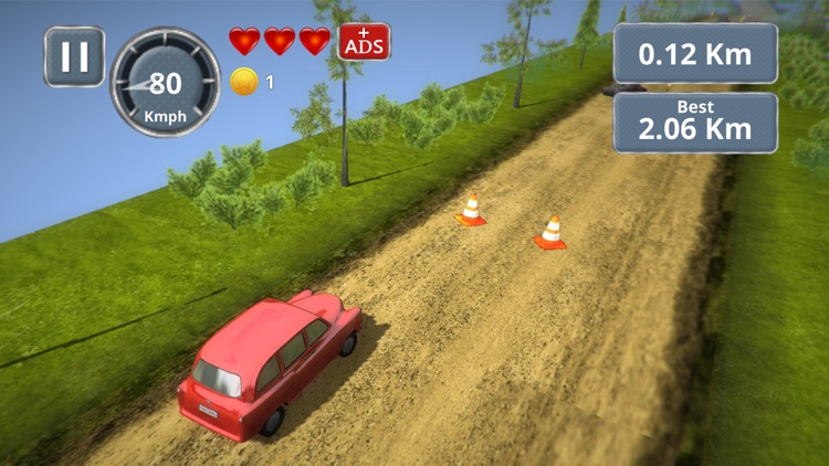 Mini Retro Racing 3D