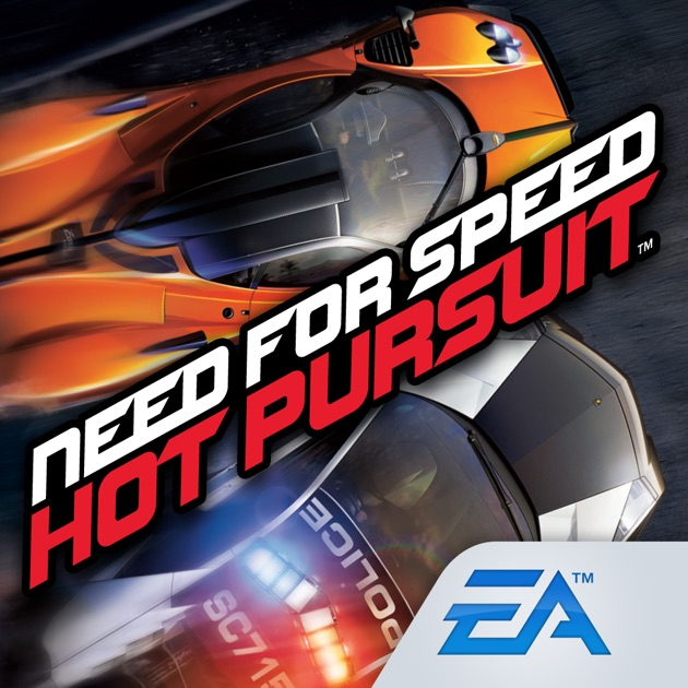 need for speed hot pursuit on the app store. Black Bedroom Furniture Sets. Home Design Ideas