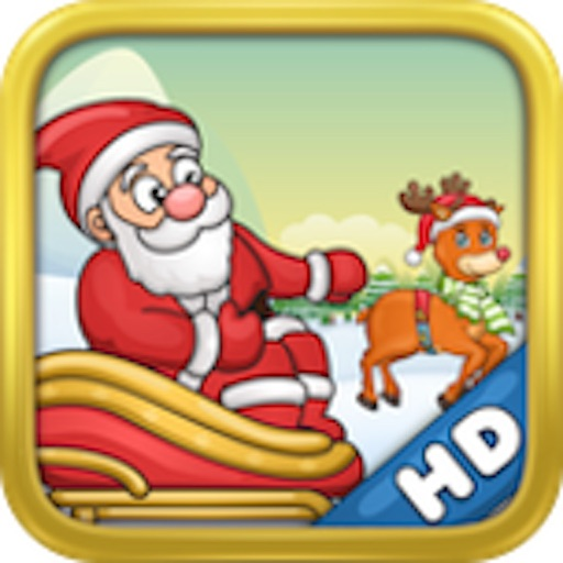 Jolly Journey HD - Santa Claus Christmas Winter Adventure on Xmas Eve icon