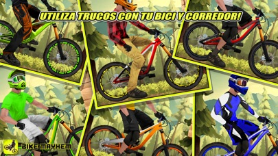 Descargar Bike Mayhem Freestyle para Android