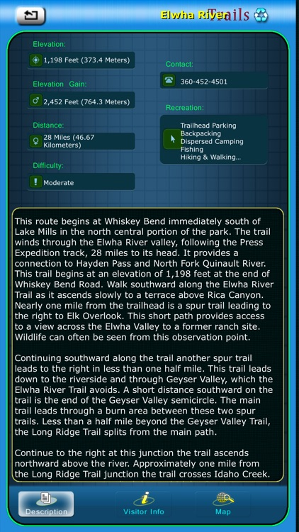 Olympic National Park Tourism screenshot-3