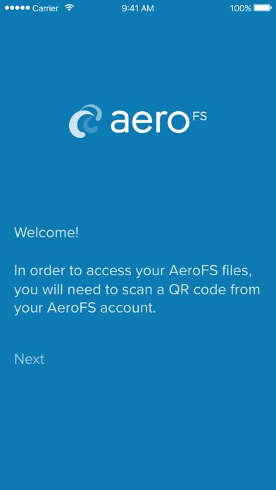 点击获取AeroFS for MobileIron