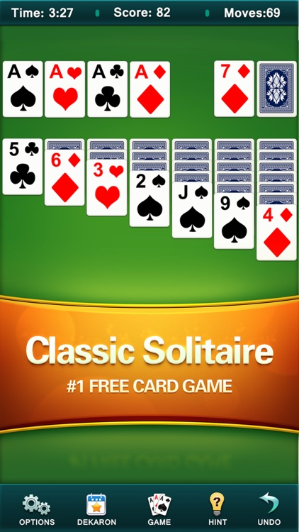 Solitaire⋅
