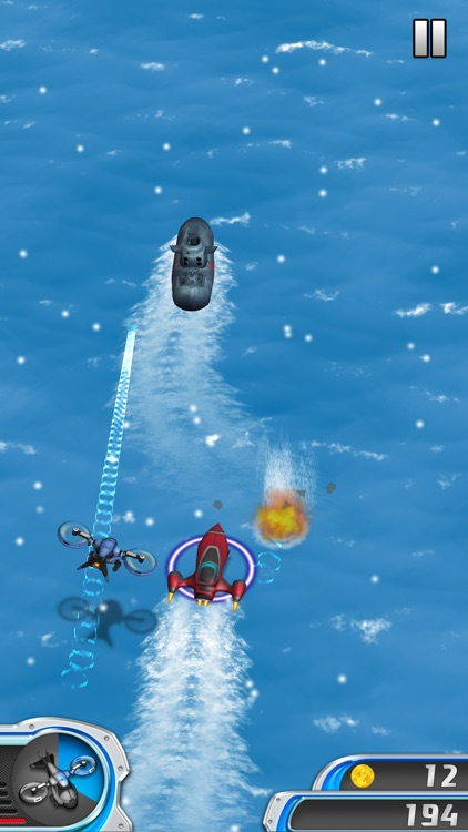 Danger Boat screenshot-2