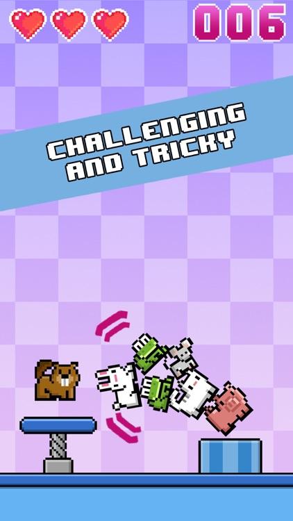 Pet-A-Pult - Pixel Challenge screenshot-3