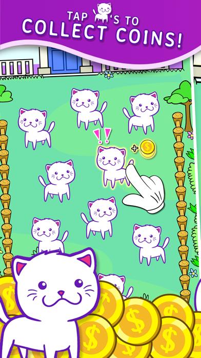 Kitty Cat Evolution screenshot one