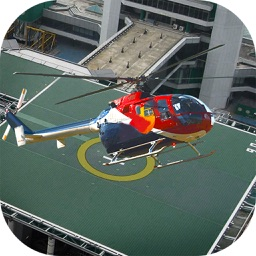 CITY HELICOPTER SIMULATOR GAME 2