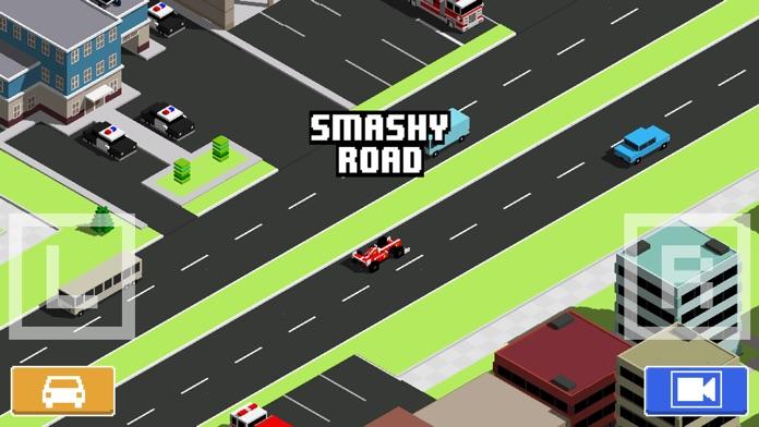 Smashy Road: Wanted Screenshot