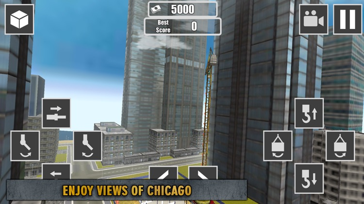 Tramp Tower Construction Simulator 3D by Games Banner Network