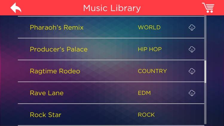 AirJamz Music screenshot-3