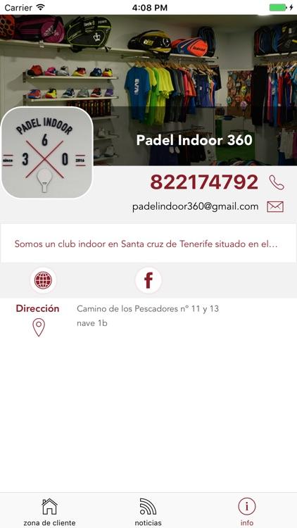 Padel Indoor 360