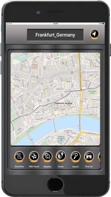 Frankfurt_Germany Offline maps & Navigation