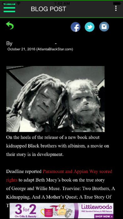 Black Box - Movie Listing screenshot three