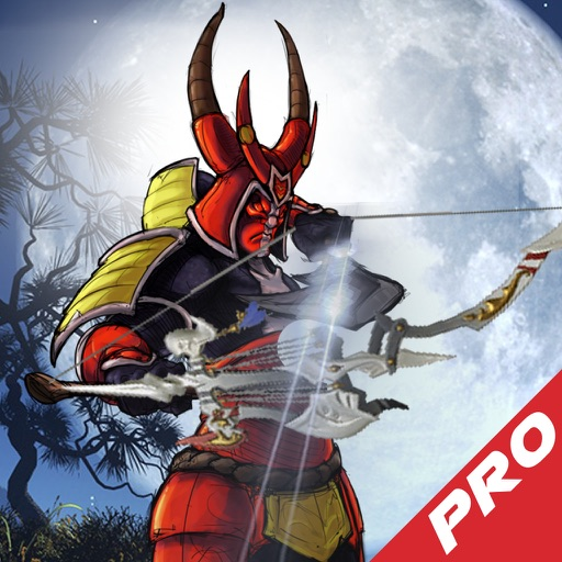 Arrow Red Samurai Pro - Archery Ambush Addicting Shooting Game