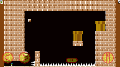 Screenshot from TrapAdventure -Hardest Retro Game