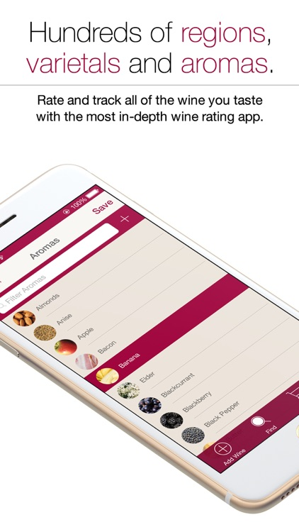 Wine Notes - Rate, Track and Share Your Wine