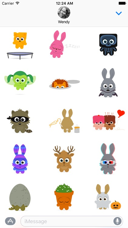 Creatures by Paul McDougall screenshot-3