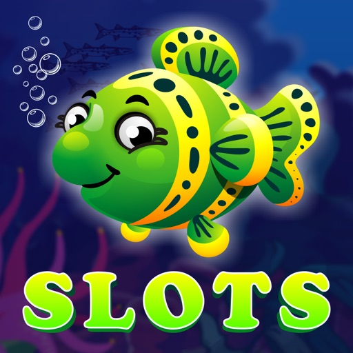 VIP World Aquarium Slots icon