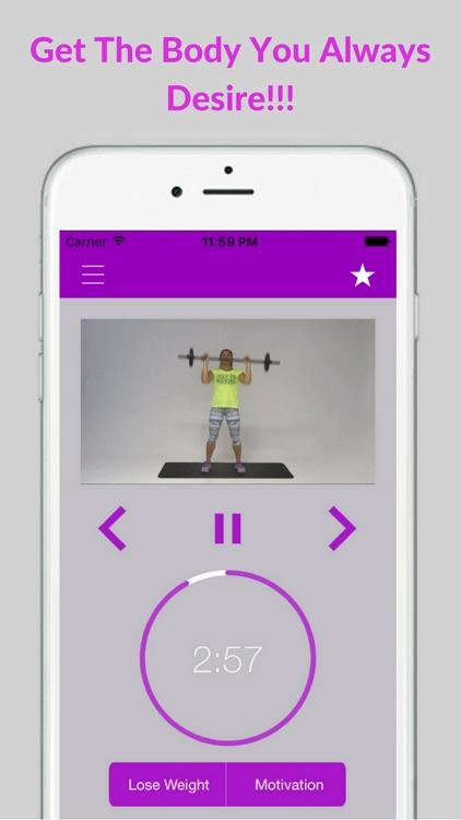 Barbell Biceps Triceps Exercises Arm Training screenshot-4