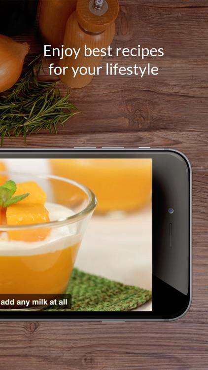 Pudding Recipes: Food recipes, healthy cooking screenshot-4