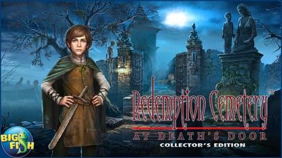 Redemption Cemetery: At Death's Door Hidden (Full) screenshot 5
