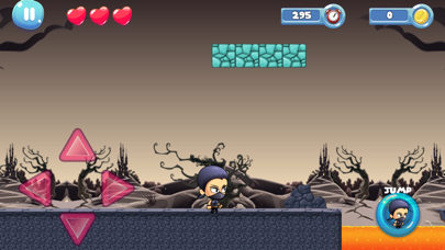 ninja jungle adventure imagination game screenshot four