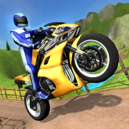 Off Road Bike Racer Sim 2016