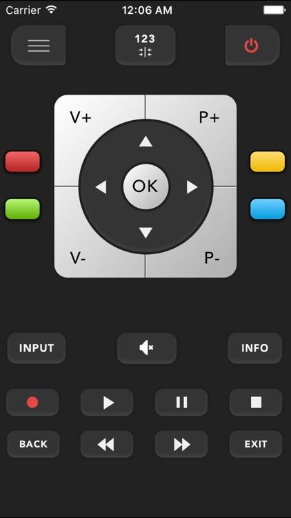 Telefunkee : remote Telefunken