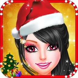 Christmas Princess Makeup Salon