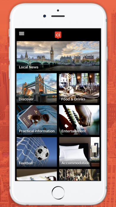 Blackpool App screenshot one