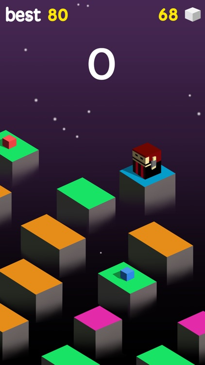 Sky Jump Free screenshot-0