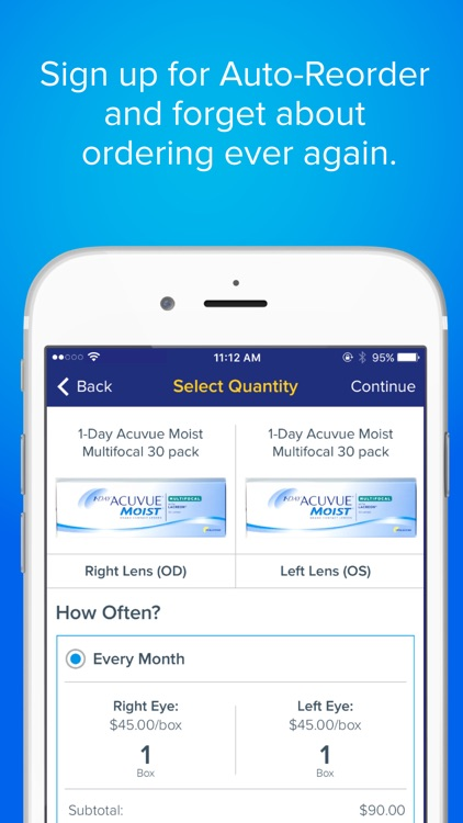 1-800 Contacts screenshot-4