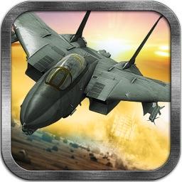F16 VS F18 Airshow - World War 2 Carrier Landing
